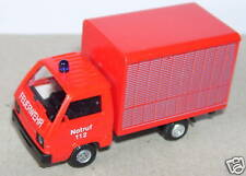 MICRO RIETZE HO 1/87 MITSUBISHI L300 CAMION POMPIERS FEUERWEHR FIRE 112 NOTRUF