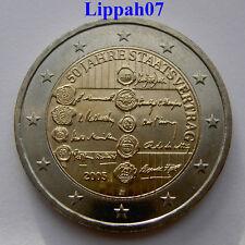 Oostenrijk speciale 2 euro 2005 Staatsverdrag UNC