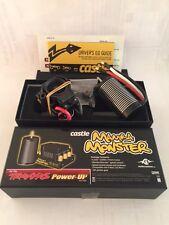 BRAND NEW TRAXXAS #3395 CASTLE MAMBA MONSTER COMBO - BRUSHLESS MOTOR & ESC