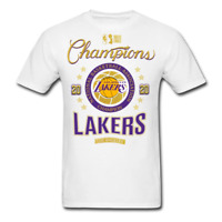 Los Angeles Lakers 2020 NBA Finals Champions T-shirt size S-6XL