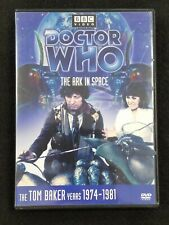 Doctor Who The Ark in Space **DVD**USED**