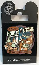 Disney DLR - O'Pin House Kick Off Event Gift Goofy Move-In Special Pin