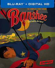 Banshee: Season 3 [Blu-ray] ** NO DIGITAL CODE **
