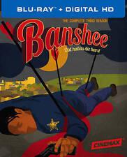 Banshee: the Complete Third Season Season 3 - Blu-Ray Region 1 Free Shipping!