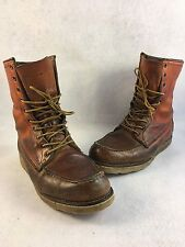Vintage Red Wing Irish Setter Sport Boots Mens Size 7.5