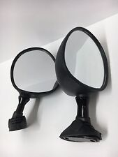 OEM Black Mirrors Left and Right Yahama FZR 600 89-99 Motorcycle Motorbike