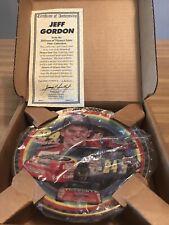 Jeff Gordon #24 Drivers of Victory Lane Plate