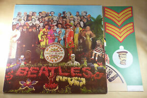 The Beatles – Sgt. Pepper's Lonely Hearts Club Band - Odeon – PCS 7027 S