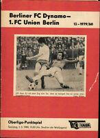 OL 79/80 1. FC Union Berlin - BFC Dynamo, 03.05.1980 - Ulli Netz