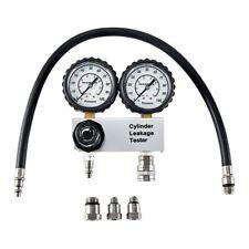 ENGINE CYLINDER LEAK DOWN TESTER DOMESTIC IMPORT 5 PIECE AUTOMOTIVE CASE NEW