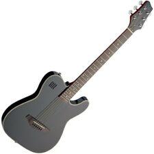 James Neligan Solid Spruce Folk 4/4 Guitar EW3000CBK Westerngitarre | Neu