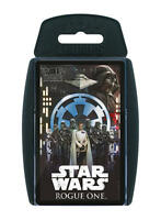 TOP TRUMPS DISNEY STAR WARS ROGUE ONE CARD GAME BRAND NEW