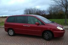 Citroën C8 Excl. HDI 16v 2.2 manual, '04, 45K miles, Depollution System Faulty