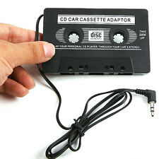 Nice Audio AUX Car Cassette Tape Adapter Converter 3.5 MM for Phone MP3 CD Hot