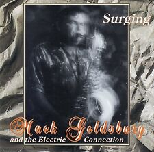 MACK GOLDSBURY AND THE ELECTRIC CONNECTION : SURGING / CD - TOP-ZUSTAND