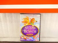 All Dogs Go to Heaven - The Series: Doggie Adventures on DVD