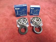Yamaha YB100 '73-'94 Koyo 'C3' Crank bearings & seal kit