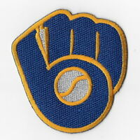 Milwaukee Brewers I iron on patch embroidered patches applique