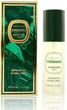 CORIANDRE Eau De Toilette Natural Spray 1.1oz by Jean Couturier New In BOX