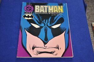BATMAN - DC HEROES RPG SOURCEBOOK Mayfair Games #246 (1989)