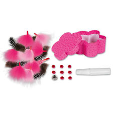 Creativity for Kids Feather Trinket Box by Faber-Castell New