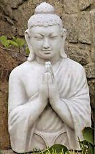 BUDDHA Steinfigur stehend 81 cm Gartenfigur Skulptur Steinkunst Bayern BLACKFORM