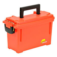Plano Fishing Water Resistant O-Ring Sealed Marine Emergency Box 131252 Ammo Box