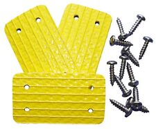 Igloo Cooler Replacement Hinges, (2 or 3) - Unbreakable, Repurposed Fire Hose.