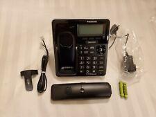 NEW 2019 Panasonic KX-TGF780 Cordless Phone w/ Digital Answering Machine