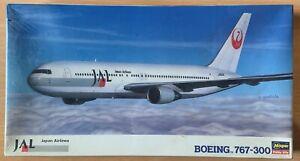"1/200 Airliner: Boeing 767-300 ""JAL""  [Japan] #10106  : HASEGAWA"