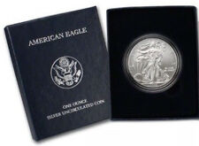 New listing 2012-W American Silver Eagle Uncirculated Coin no paper