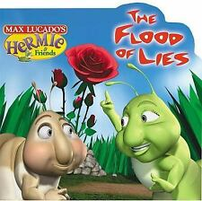 Hermie and Wormie in  the Flood of Lies (Max Lucado's Hermie & Friends)
