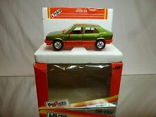 POLISTIL S317 ALFA ROMEO ALFA 33 - GREEN METALLIC 1:25 - EXCELLENT IN BOX