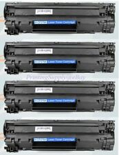 4PK New Toner Cart For HP 79A CF279A HP LaserJet Pro MFP M12a M12w M26a M26nw