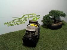 Compresseur clim RENAULT SCENIC  Diesel /R:26120771