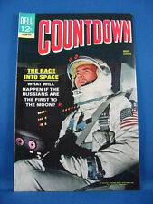 COUNTDOWN Dell Movie Classic VF NM Photo Cover James Caan 1967