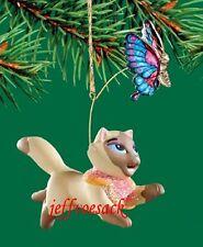 Sagwa The Chinese Siamese Cat - Carlton Cards Ornament