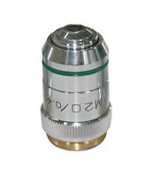 M 20x Relected Light Metallurgical & Compound High Contrast Microscope Objective
