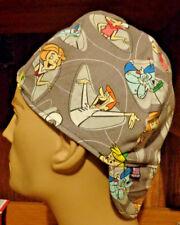 Jetson's Gang Handmade 100% cotton, Welder, Biker, pipefitter,4 panel hat