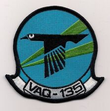 USN VAQ-135 BLACK RAVENS patch ELECTRONIC ATTACK SQN