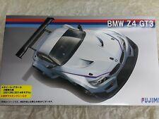 Fujimi 1/24 BMW Z4 GT3 2014 w/Window Frame Masking Model Car Kit