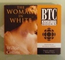 wilkie collins  THE WOMAN IN WHITE  dramatized abridged   CD   3 disc set