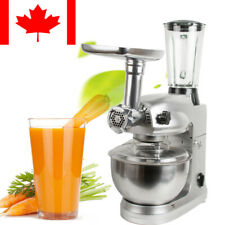 Pro Stand mixer 5L Food Mixer 1000W Home Dough Knead Machine Meat Grinder USA CA