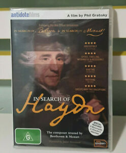 IN SEARCH OF HAYDN NEW DVD REGION 4 (AUSTRALIA) NEW IN PLASTIC