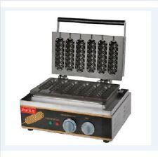 Commercial Sausage Hot Dog Machine Crispy Machine Lolly Waffle Maker machine b