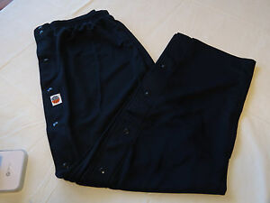 Mens XXL The Rock Basketball pants active nursing home disabled snap up sides