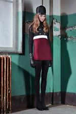 DSQUARED2 Jacket and Dress Pre-Fall 2014 Size 40IT