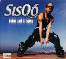 Sisqo – Return Of Dragon / CD NEW USA 2001 Digipak Limited