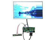 "HDMI DVI VGA Audio Controller Board With 17.3"" N173FGE-L23 1600X900 LCD Screen"