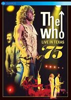 The Who: Live In Texas 75 [DVD][Region 2]